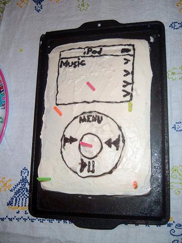 Cumpleaños del iPod