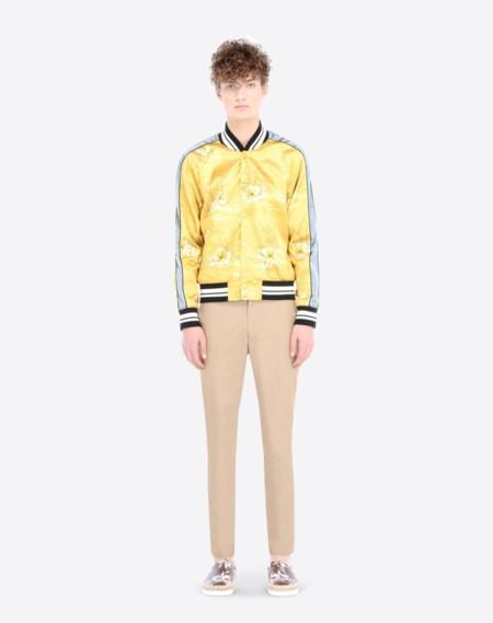Valentino Souvenir Jacket Spring Summer 2016 Collection 008