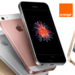 Precios iPhone SE con Orange