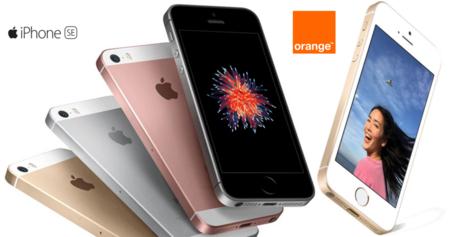Precios iPhone SE con Orange