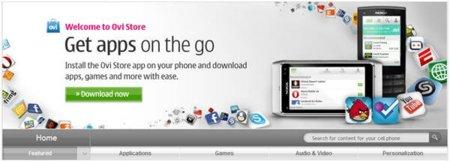 Ovi Store llega a las 40.000 aplicaciones, 5 millones de descargas al día