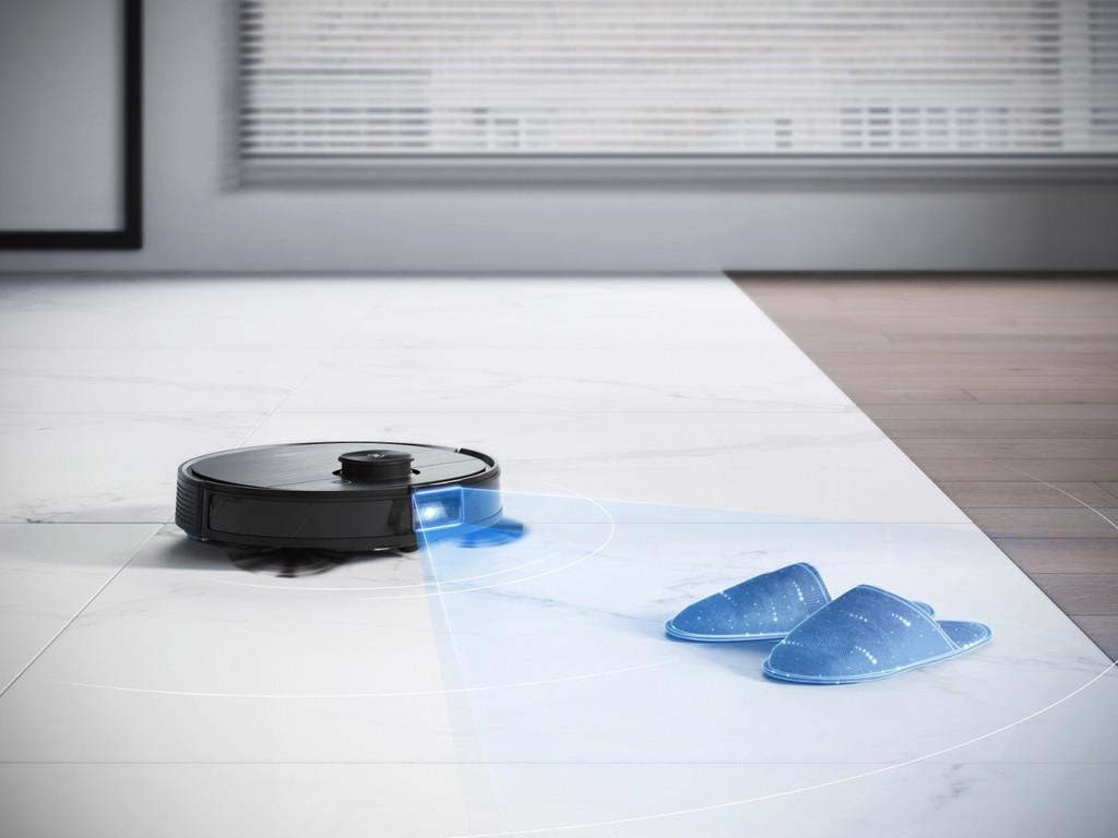 ECOVACS Deebot OZMO T8 AIVI: el nuevo robot aspirador identifica objetos y permite ver nuestra casa a través de su cámara