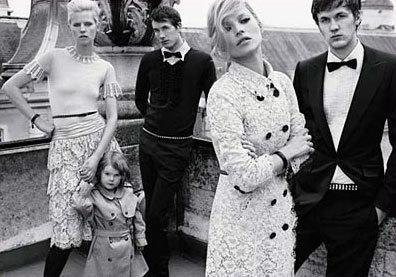Kate Moss vuelve a Burberry