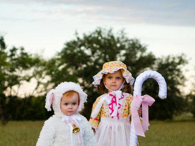 17 ideas de disfraces de Carnaval para hermanos