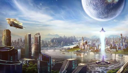 Anno 2205 ya está disponible y rumbo al espacio