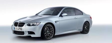 BMW M3 Coupé Silver Frozen Edition, solo 100 unidades para Reino Unido