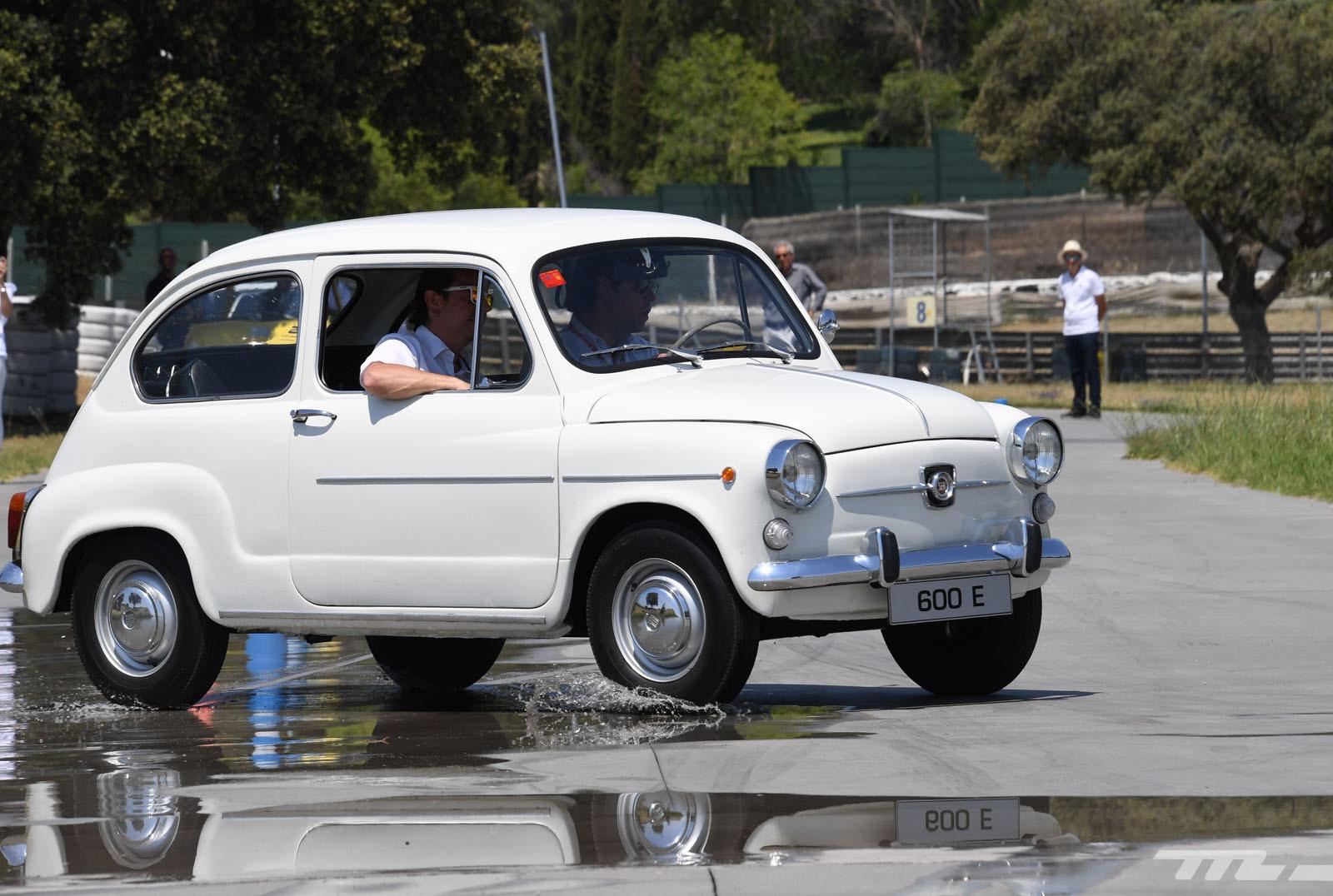 Foto de SEAT 600 - 60 Aniversario (prueba) (10/20)
