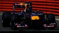 Sebastian Vettel y Mark Webber dominan el viernes en Silverstone