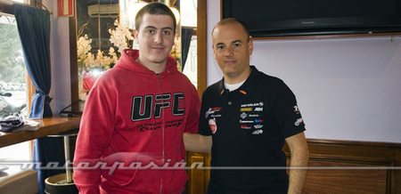 Motorpasión con Antonio Maeso