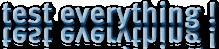Test Everything, herramienta para el testeo de sitios web
