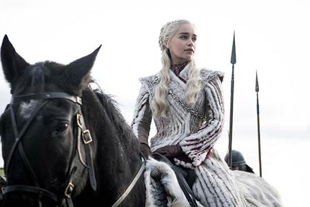 Juego De Tronos Daenerys Estilo Temporada 8