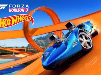 Hot Wheels invadirá Forza Horizon 3 en su nueva expansión