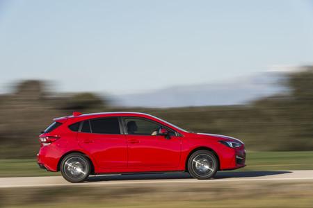 Subaru Impreza 2018 dinámica