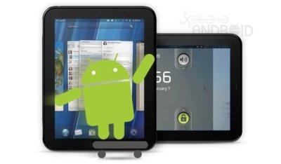 HP Touchpad aparece con Cyanogen Mod 7, aunque aún en desarrollo (Actualizado)