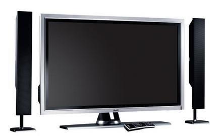 Televisores HDTV de Dell