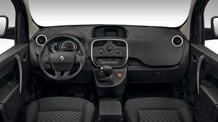 Renault Kangoo Ze Interior
