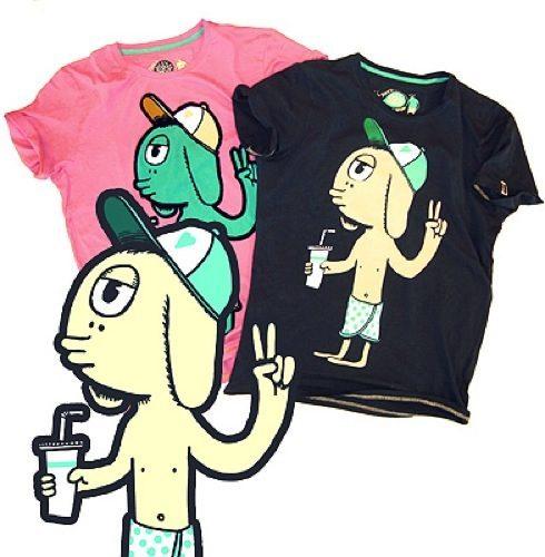 Foto de Nuevas camisetas de Pull and Bear (2/5)