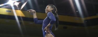 Si todavía no superas lo de Simone Biles en los JJOO, no te pierdas la coreografía de Nia Dennis de la que todo el mundo habla