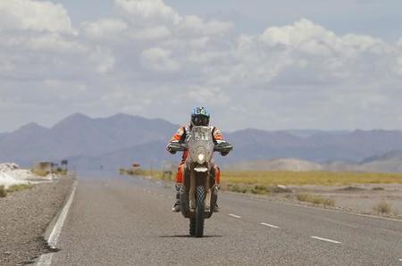 Quintanilla Etapa10 Dakar2015