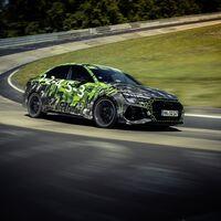 El nuevo Audi RS 3 tumba el récord para coches compactos en Nürburgring, y ya está a la venta desde 74.870 euros