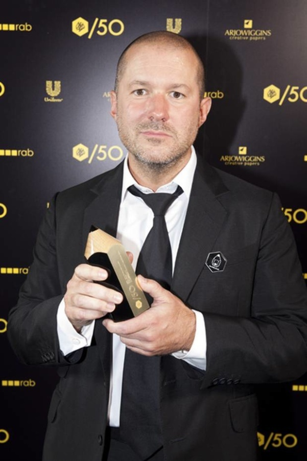 jonathan ive premio apple diseño