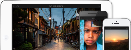 Lightroom Mobile se actualiza para revelar archivos DNG y RAW en iOS