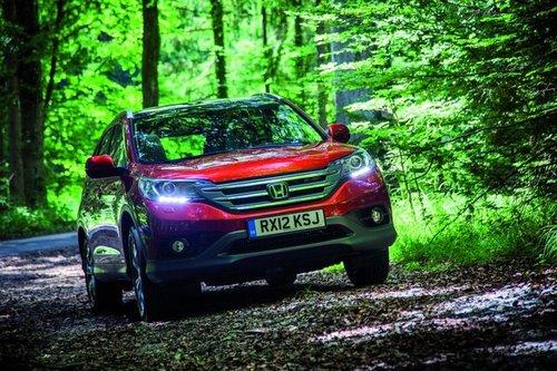 HondaCR-V2013