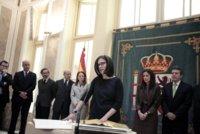 Teresa Lizaranzu, presidenta de la Comisión Sinde, resta valor al informe de la piratería