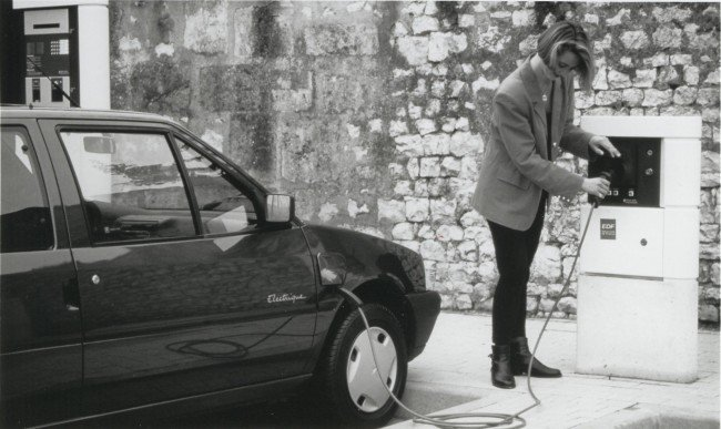 Citroën AX eléctrico