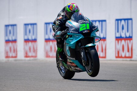 Franco Morbidelli, subcampeón del mundo de MotoGP, se perderá las cuatro próximas carreras según Petronas