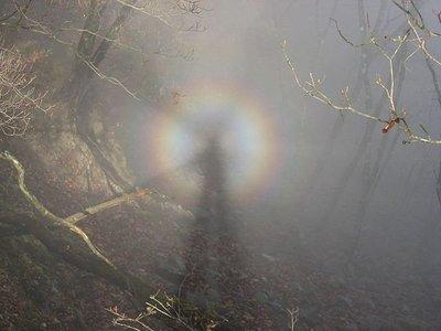 El espectro de Brocken