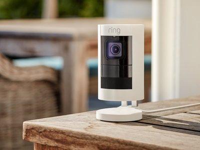 Ring ya ofrece en España sus nuevas cámaras de vigilancia compatibles con el control por voz gracias a Alexa