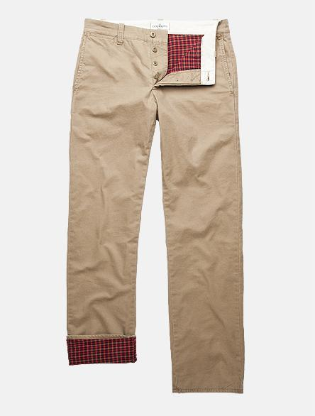 Ultimate Chino Dockers AW 2012