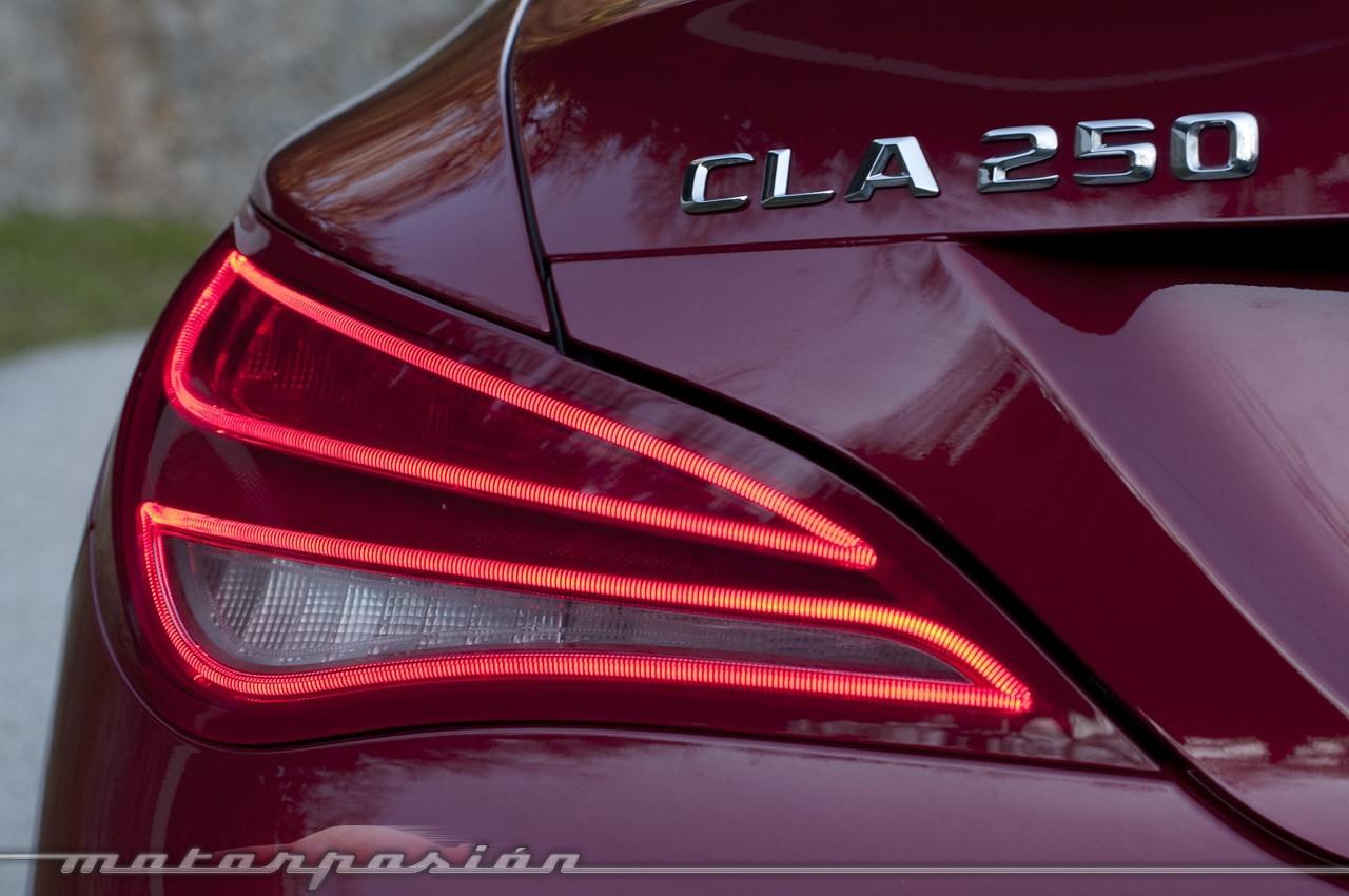 Foto de Mercedes-Benz Clase CLA (presentación) (7/40)
