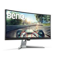 Curvo, ultra wide y con resolución WQHD, el monitor de PC de 35 pulgadas BenQ EX3501R, hoy en Amazon baja hasta los 649,99 euros