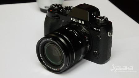 Fujifilm X-T1, toma de contacto con la nueva integrante de la serie X