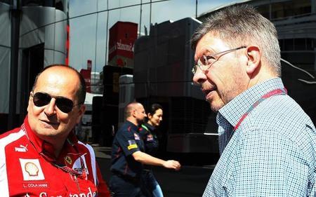 Ferrari estaría tentando a Ross Brawn con 5 millones de euros por temporada
