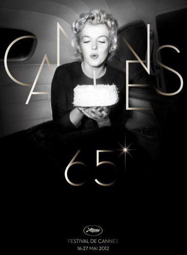 Cartel oficial de la 65ª edición del festival de Cannes