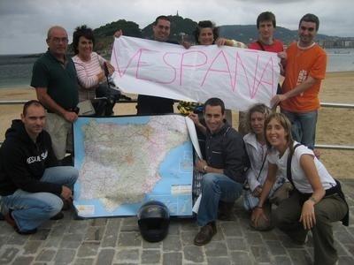Vespaña: La vuelta a España en una vespa