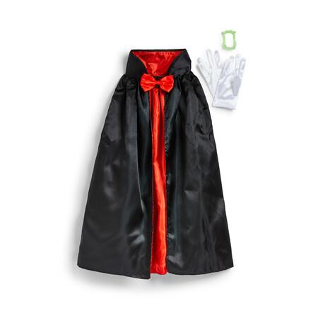 Kimball 8270501 01 Childs Black Vampire Cape Gbp6 Eur8 10 Pln34 Czk210