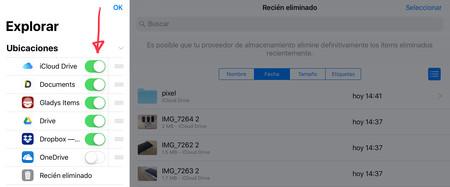 archivos iPad