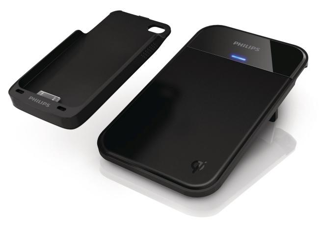 Philips Base de recarga inalámbrica para iPhone