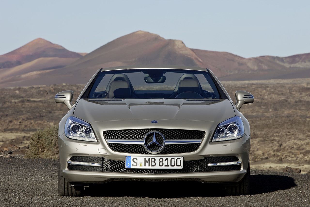 Foto de Mercedes-Benz SLK Roadster 2011 (15/36)