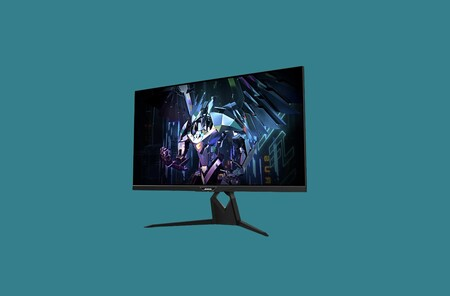 "Si buscas monitor gaming de grandes dimensiones, ojo a este Gigabyte AORUS de 32"" en oferta por 705 euros"