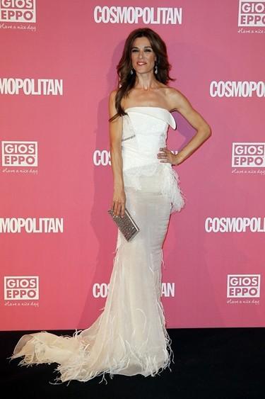 Llegan los Premios Cosmopolitan, ¡desfile de celebrities al canto!