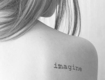 Con la motivación a flor de piel: 33 tatuajes con frases inspiradoras que hemos encontrado en Instagram