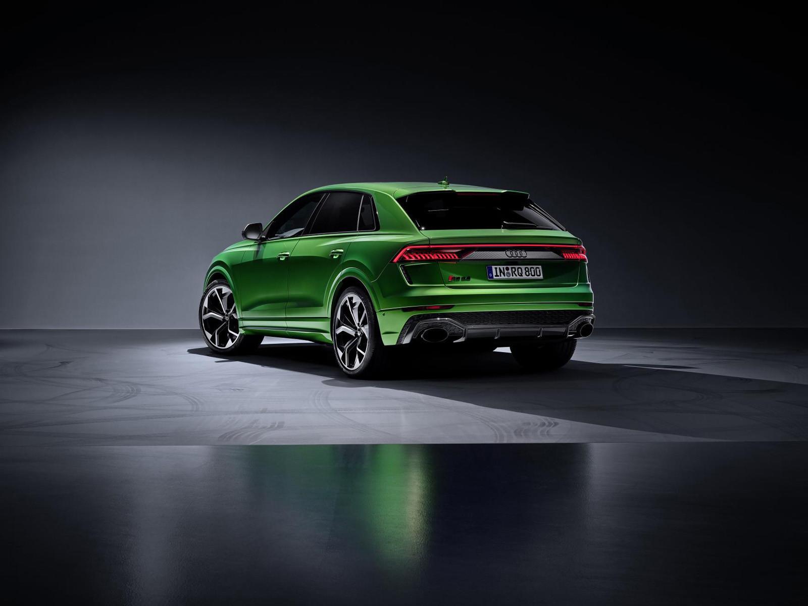 Foto de Audi RS Q8 2020 (18/47)