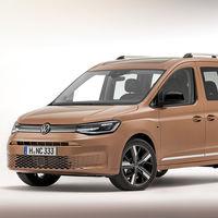 El nuevo Volkswagen Caddy pretende ser más funcional y familiar escondiendo su base industrial con más tecnología