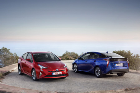 Toyota Prius 2016 180