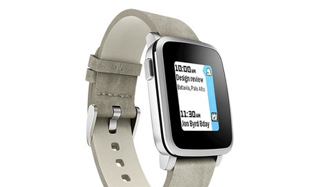 Pebble Time Stee 2